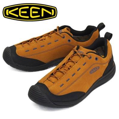 KEEN (キーン) 1023872 Men's JASPER II ジャスパー ツー アウトドアスニーカー PUMPKIN SPICE/BLACK KN513