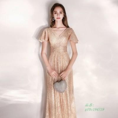 ドレス パーティドレス 花嫁ドレス お呼ばれ イブニングドレス レディース