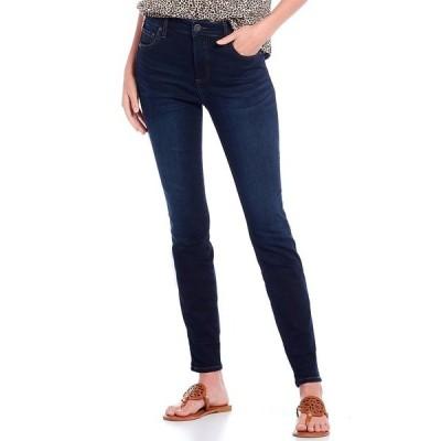 カットフロムザクロス レディース デニムパンツ ボトムス Diana High Rise Fab Ab Fit Technique Skinny Jeans Initiative