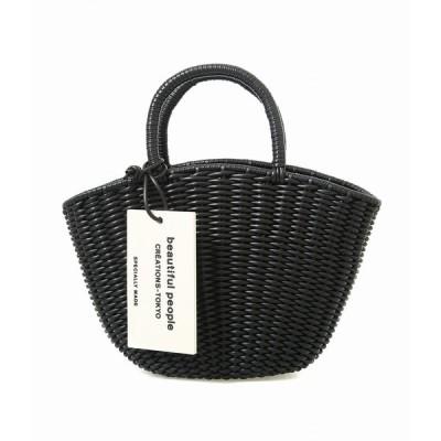 【10倍】beautiful people / ビューティフルピープル : 【レディース】tube knitting basket S : チューブ ニッティング レディース : 1025611927