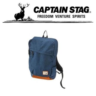 キャプテンスタッグ メンズ レディース アウトドア キャンプ リュックサック バッグ カバン HEATHTWILL スリムパッカー22 22L ユニセ