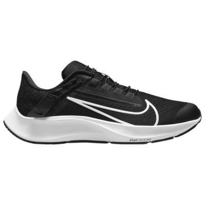 ナイキ Nike レディース ランニング・ウォーキング エアズーム シューズ・靴 Air Zoom Pegasus 38 Flyease Black/White/Anthracite