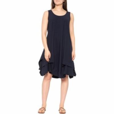 ネオンブッダ Neon Buddha レディース ワンピース ノースリーブ ワンピース・ドレス South Beach Dress - Sleeveless Midnight