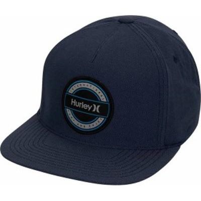 ハーレー メンズ 帽子 アクセサリー Hurley Men's Dri-FIT Hurricane Patch Hat Obsidian