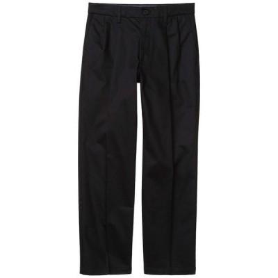 ドッカーズ メンズ カジュアルパンツ ボトムス Straight Fit Signature Khaki Lux Cotton Stretch Pants - Pleated