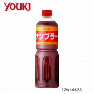 YOUKI ユウキ食品 ナンプラー 1.2kg×6本入り 213050