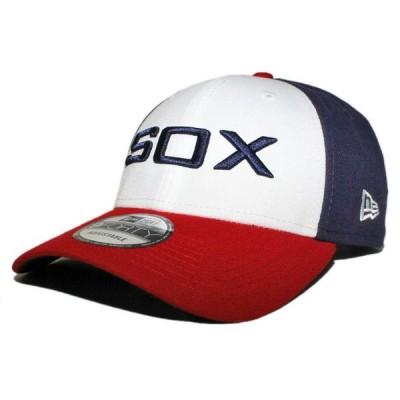 ニューエラ ストラップバックキャップ 帽子 NEW ERA 9forty メンズ レディース MLB シカゴ ホワイトソックス wt