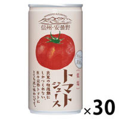 ゴールドパックゴールドパック 信州安曇野 トマトジュース 低塩 190g 1箱(30缶入)【野菜ジュース】