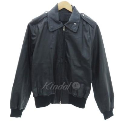 KBF レザージャケット ブラック (フレスポ東大阪店) 190820
