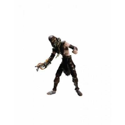 """世界のヒーロー""""バットマン""""DC Direct Batman: Arkham Asylum Series 1: Scarecrow Action Figure by DC Comics"""
