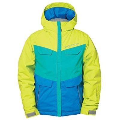 スノーボード&ウエア キッズファッション スポーツ遊具 686 Authentic Annex Insulated Snowboard Jacket Pool Colorblock Sz M Girls 正規輸入品