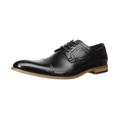 Stacy Adams 25066-001-100M Men's Dickinson Black Oxford, 10M Size