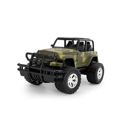 Qin RC Car 1:18 Kids High Speed Racing Vehicle Electric Truck,4 Wheel Drive Off Road Vehicle, 2.4G Wireless Remote Control Rock Crawler Car,