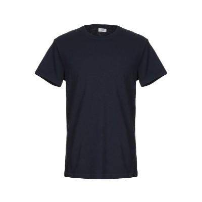クローズド CLOSED T シャツ ダークブルー M コットン 100% T シャツ