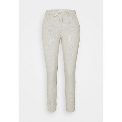 リッチ アンド ロイヤル カジュアルパンツ レディース ボトムス PANTS - Trousers - pearl white