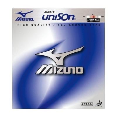 ミズノ 卓球ラバー UNISON(ユニゾン)18RT72162 オールラウンドタイプ