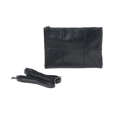 クラッチバッグ メンズ カジュアル シンプル ハンドストラップ ショルダー付き 【KINZOU】