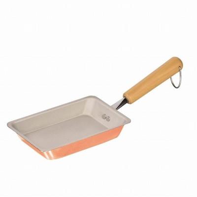 銅職人<br>お弁当用卵焼<br>HB-1377<br>