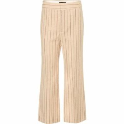 イザベル マラン Isabel Marant レディース ボトムス・パンツ Keroan linen and wool trousers Ecru