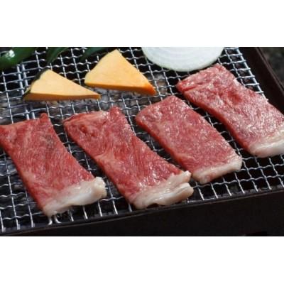 【とかちポロシリ黒牛リブロース・サーロイン】カルビ焼き用500g