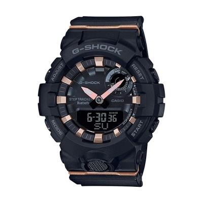 国内正規品 CASIO G-SHOCK カシオ Gショック モバイルリンク コンパクト ブラック ジェンダーレスデザイン メンズ腕時計 GMA-B800-1AJR