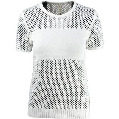 ルーカ RVCA レディース ニット・セーター トップス Whats Better Sweater white/vintage