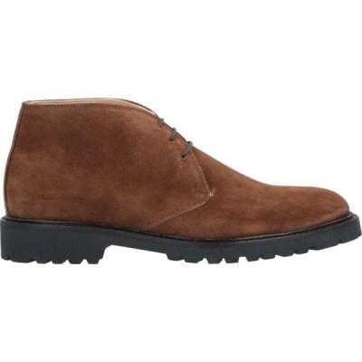 ブライアン シューズ BRYAN SHOES メンズ ブーツ シューズ・靴 boots Brown