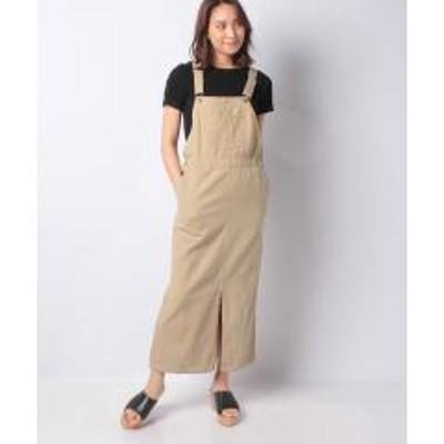 Bou Jeloud(ブージュルード)【WEB限定】ツイルジャンパースカート