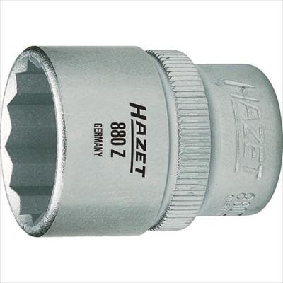 HAZET ソケットレンチ(12角タイプ・差込角9.5mm・対辺9mm) (880Z-9)