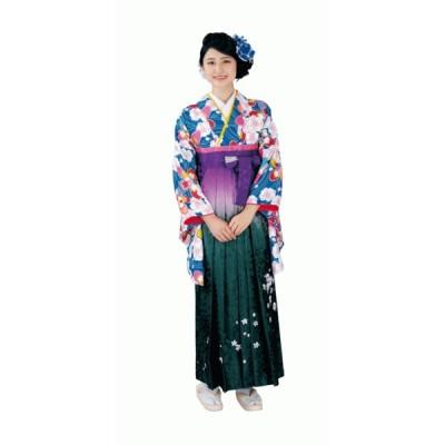 卒業式袴 振袖 袴 袴セット2019年アッシュエル 7