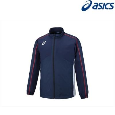 アシックス asics フィットネスウェア ユニセックス ブレーカージャケット 背メッシュ  2031A243-401 2018FW