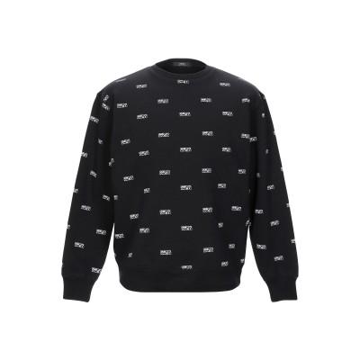 オベイ OBEY スウェットシャツ ブラック S コットン 88% / ポリエステル 12% スウェットシャツ