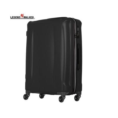 5201-58 軽くて丈夫なポリプロピレン素材ファスナータイプスーツケース レジェンドウォーカー LEGEND WALKER スーツケース(旅行バッグ) Bags