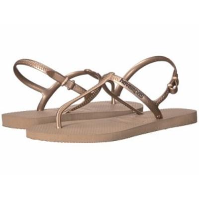 ハワイアナス レディース サンダル Freedom SL Flip-Flops