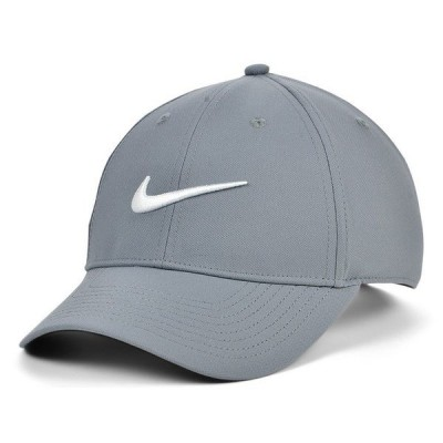 ナイキ 帽子 アクセサリー メンズ Dry Legacy 91 Sport Cap Gray