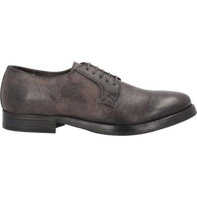 キープ オリジナルス KEEP ORIGINALS メンズ シューズ・靴 laced shoes Dark brown