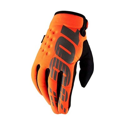 100?% Brisker Gloves???Men 's M 10006-054-05_Orange【並行輸入品】