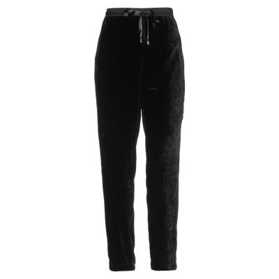 SEVERI DARLING パンツ ブラック 46 レーヨン 82% / シルク 18% パンツ
