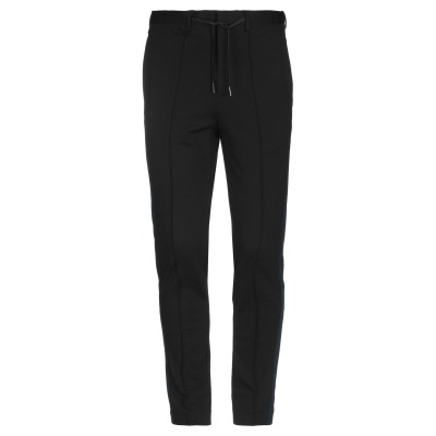 SELECTED HOMME パンツ ブラック M ポリエステル 76% / レーヨン 19% / ポリウレタン 5% パンツ