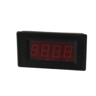 uxcell ボルトメーター 31/2 LED電圧計 AC電圧 0-300V 5×2.4cm DC 5V
