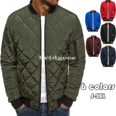 ジャンパー 中綿コート 薄手 軽量 防寒 防寒ジャケット 軽めアウター メンズ 暖 あったか 中綿ジャケット ジャケット 大きいサイズ あたたか