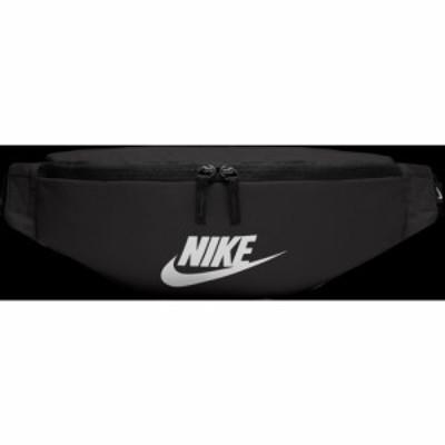 ナイキ Nike ユニセックス ボディバッグ・ウエストポーチ ウエストバッグ バッグ Heritage Hip Pack Black/White