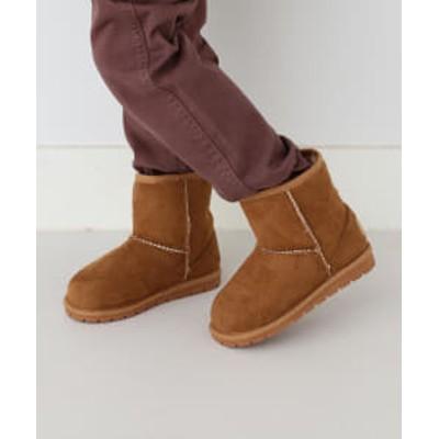 B:MING by BEAMS / ベーシック フェイクムートン ブーツ 20FW(16~22cm)