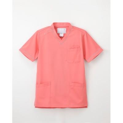 (RF-5032)【ナガイレーベン】男女兼用スクラブ ナースウェア・白衣・介護ウェア