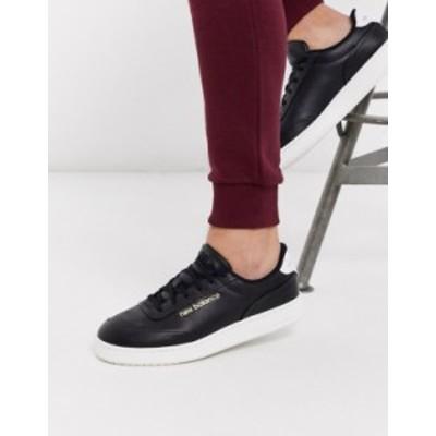 ニューバランス メンズ スニーカー シューズ New Balance CTALY sneakers black Black