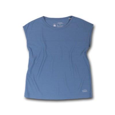 【クリックポスト】対応商品 rulezpeeps (ルールズピープス) 17RZ0004 Smile Wool Short Sleeved LadiesTee