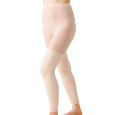 サポーター ロングタイプ ひざ用 膝用 パンスト 保温 日本製   3402 婦人両ひざサポーター ロング ベージュ