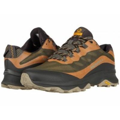 Merrell メレル メンズ 男性用 シューズ 靴 ブーツ ハイキング トレッキング Moab Speed Lichen【送料無料】