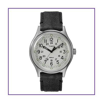 Men's MK1 Steel 40mm Watch, Stainless-Steel/Black/Gray (TW2R68300VQ), One Size 並行輸入品