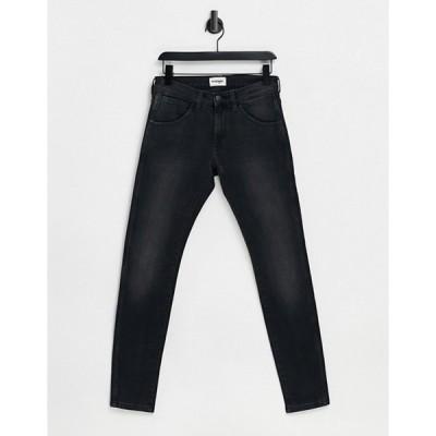 ラングラー メンズ デニムパンツ ボトムス Wrangler Bryson Skinny Fit Jeans